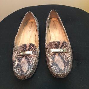 Naturalizer loafer. Rose gold hardware